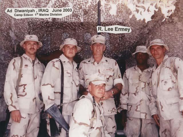 Lee Ermey